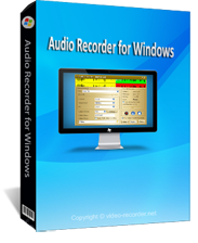 Audio Recorder for Windows box