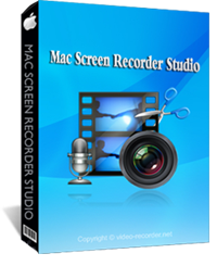 Mac Screen Recorder Studio Box