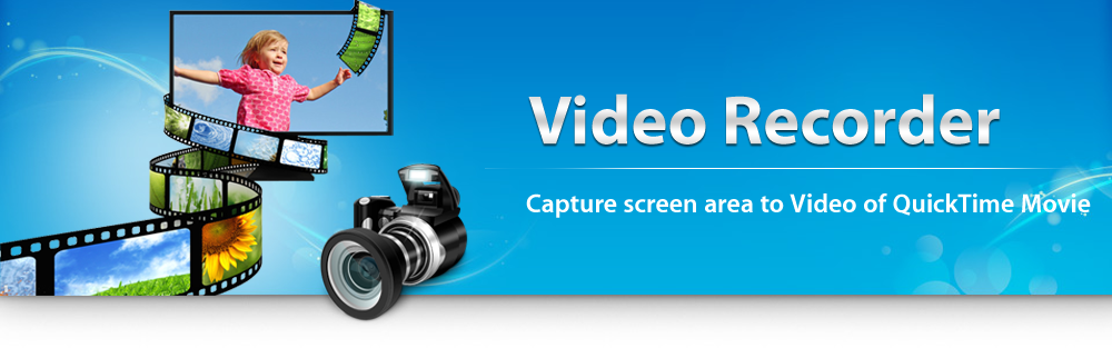 Video Recorder Top Banner