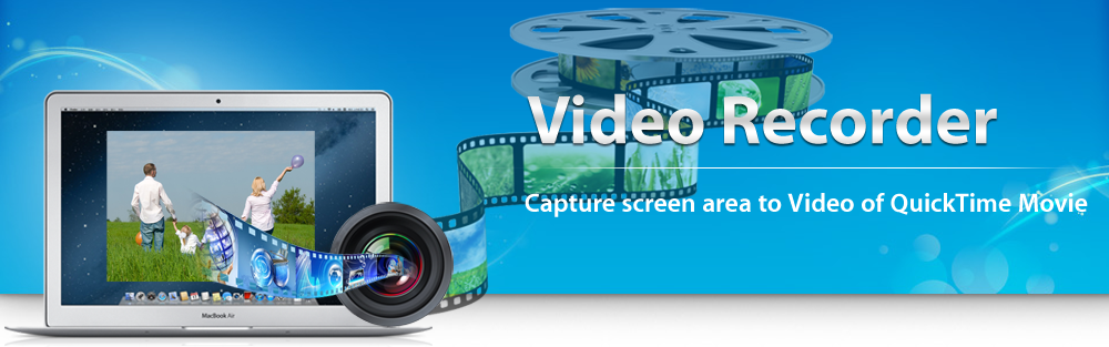 Video Recorder for Mac Banner